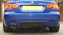 Difuzor BMW E92 E93 Mtech M pack Sport Aero M3 335...