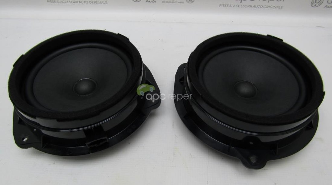 Difuzor / Boxa bass usa spate Audi A3 8V Facelift cod 8V0035411B