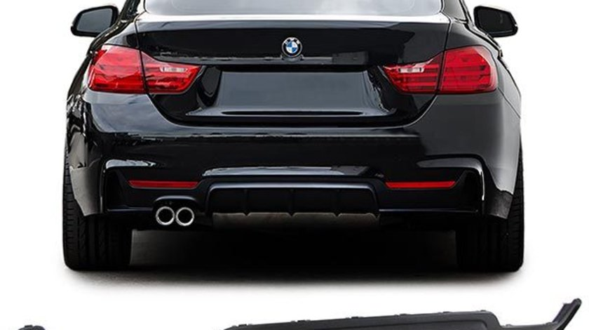 DIFUZOR DIFUSSER PRELUNGIRE BARA SPATE PERFORMANCE M PACK M TECHNIK BMW F32