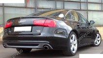 Difuzor evacuare bara spate Audi A6 C7 4G 2012-201...