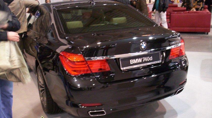 Difuzor evacuare dubla BMW seria 7 F01 F02