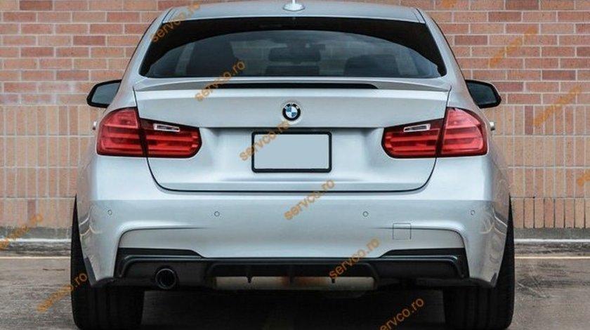 Difuzor M Pachet BMW F30 F31 Msport Performance Aerodynamic M pack ver1