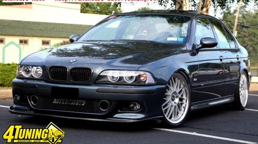 Difuzor prelungire bara fata hamann Lip BMW E39 M5 pentru bara de M si Pachet M