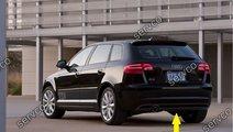 Difuzor prelungire S3 bara spate Audi A3 8P Coupe ...