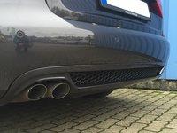 Difuzor prelungire spoiler bara spate AUDI A4 B8 Sline S4 Rs4 ver6