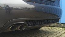 Difuzor prelungire spoiler bara spate AUDI A4 B8 S...