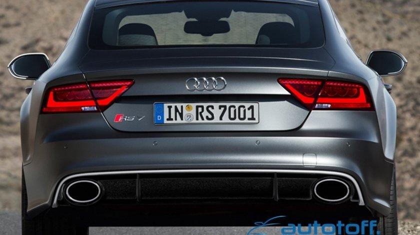 Difuzor RS7 Audi A7 4G