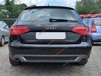 Difuzor S Line Audi A4 B8 ver7