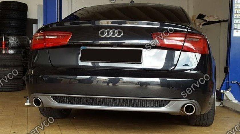 Difuzor S Line Audi A6 4G C7 3.0 Motor 2011 2012 2013 2014