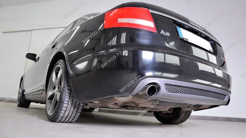 Difuzor S Line Audi A6 C6 4F Sedan ver3