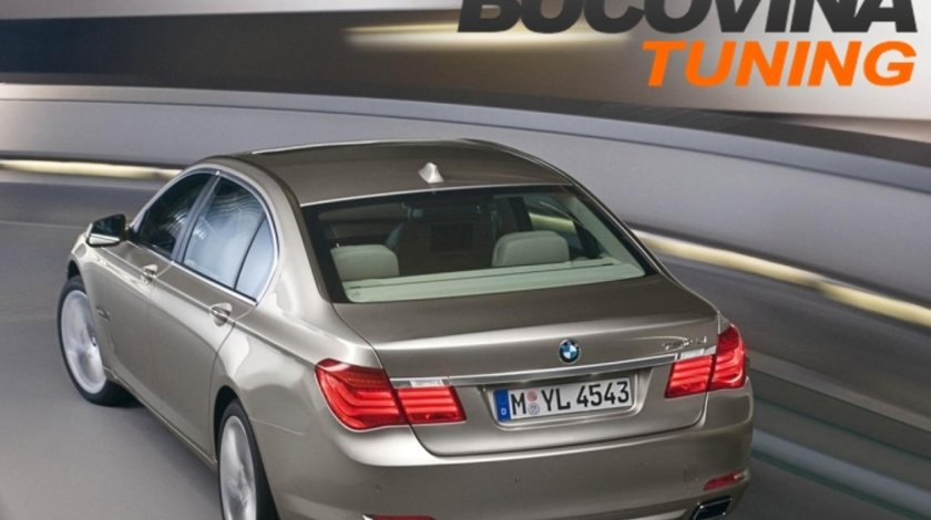 DIFUZOR SI ORNAMENTE EVACUARE DUBLA BMW F01 SERIA 7