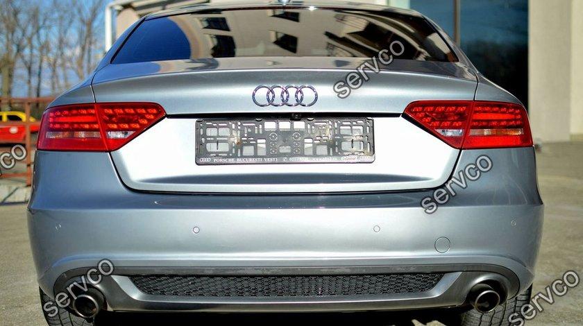 Difuzor sline s-line s line Audi A5 sportback 4 usi 2009 2010 2012 bara normala v1