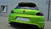 Difuzor spate cu extensie aripa spate VW SCIROCCO ...