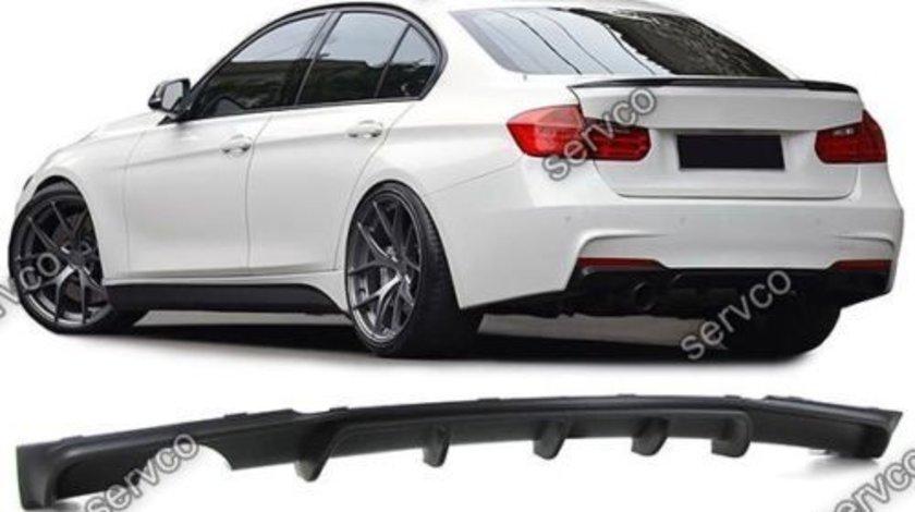 Difuzor spoiler tuning sport spoiler bara spate M Pachet BMW F30 F31 F35 Aerodynamic Performance v1
