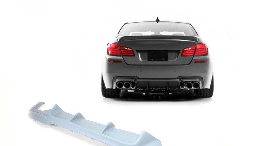 Difuzor sport de aer cu evacuare dubla BMW F10 Performance