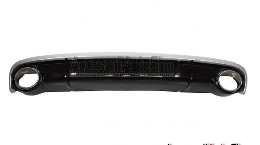 Difuzor + tobe AUDI A7 RS7