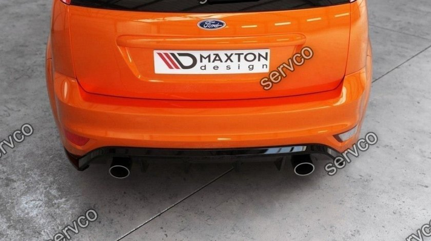 Difuzor tuning sport bara spate Ford Focus MK2 ST Facelift 2007-2011 v16