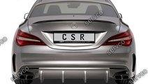 Difuzor tuning sport bara spate Mercedes Benz CLA ...