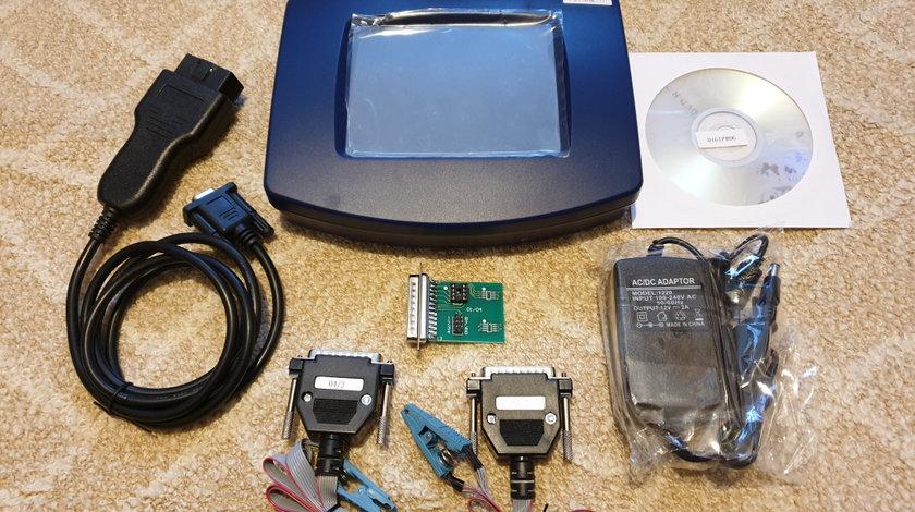 Digiprog 3 Interfata modificare KM ceasuri de bord cu soft full v4.94