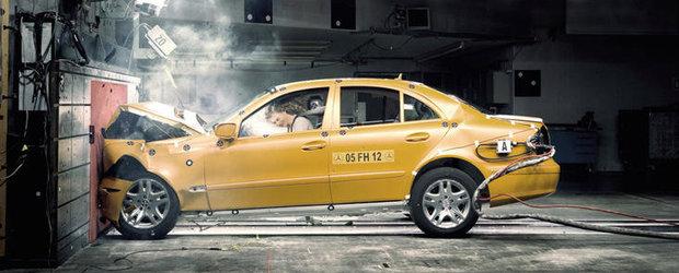 Din 2014, testele Euro NCAP vor tine cont si de AEB