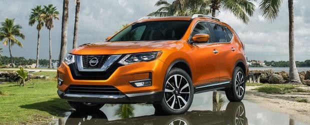 Din greseala sau nu, japonezii de la Nissan au dezvaluit lumii intregi cum va arata X-Trail-ul facelift