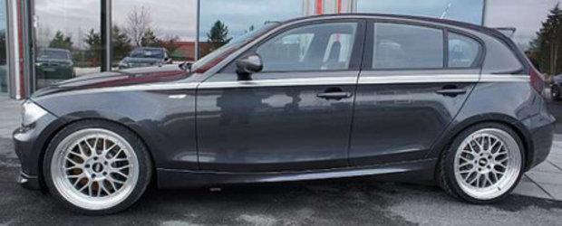 Din Norvegia, cu dragoste: BMW Seria 1 cu motor V8 de M3