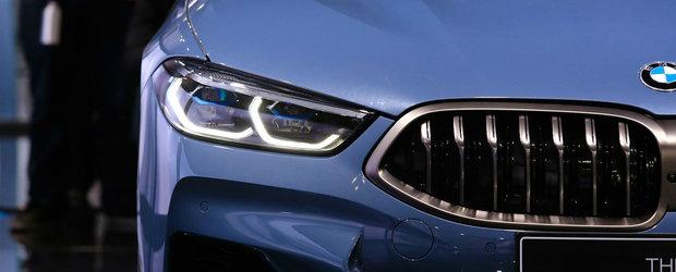 Din nou in lumina reflectoarelor. BMW SERIA 8 s-a intors la un Salon Auto dupa 29 de ani