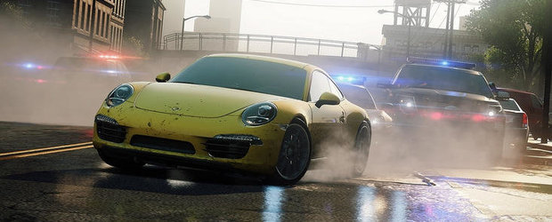 Din studio direct la Hollywood: Electronic Arts anunta filmul Need for Speed