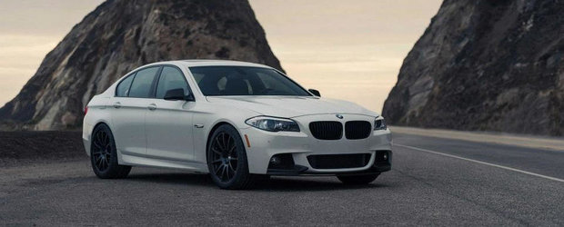 Dinan S3 - Alternativa 'civilizata' la BMW M5