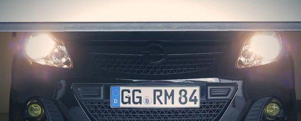 Dincolo de limite. Opel Corsa OPC