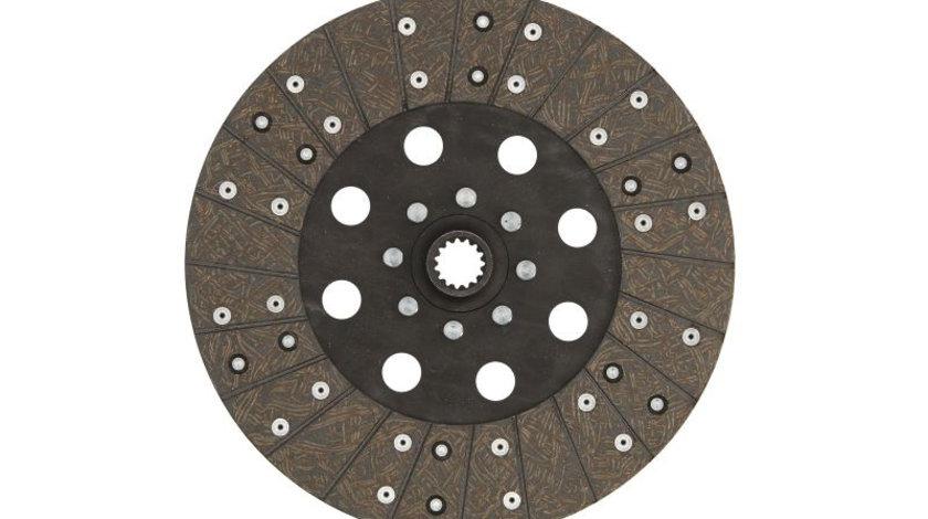 Disc ambreiaj (280mm) JOHN DEERE 1000, 2000, 800,900