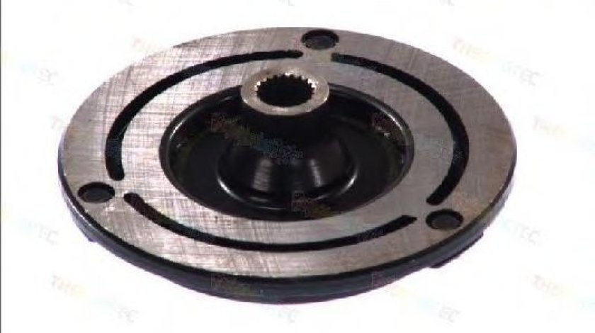 Disc ambreiaj magnetic compresor clima HYUNDAI ACCENT III (MC) (2005 - 2010) THERMOTEC KTT020029 piesa NOUA