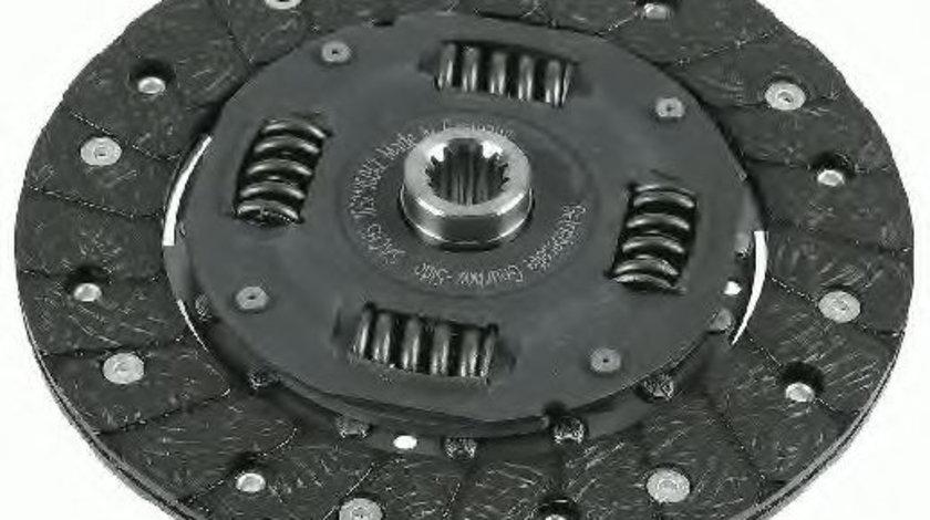 Disc ambreiaj OPEL ASTRA F Hatchback (53, 54, 58, 59) (1991 - 1998) SACHS 1862 136 042 piesa NOUA