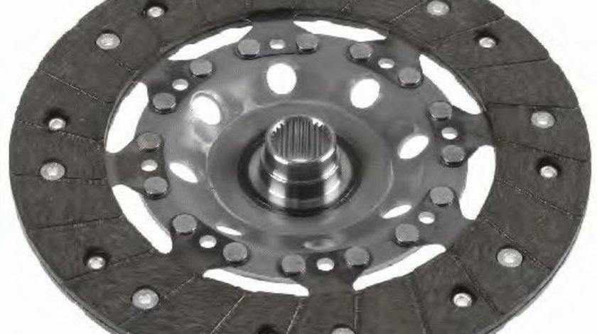Disc ambreiaj VW GOLF III (1H1) (1991 - 1998) SACHS 1864 000 084 piesa NOUA