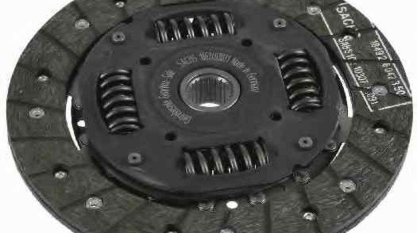 Disc ambreiaj VW GOLF III Variant 1H5 SACHS 1862 403 031