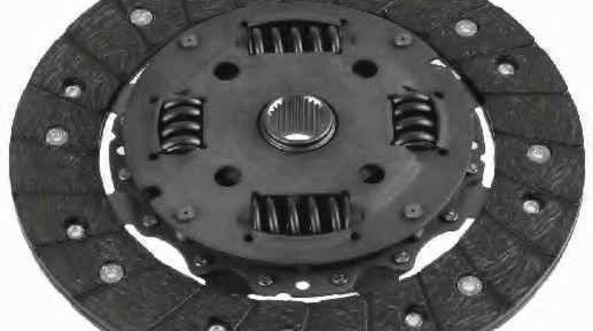 Disc ambreiaj VW GOLF PLUS 5M1 521 SACHS 1878 005 014