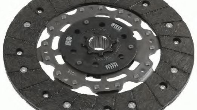 Disc ambreiaj VW SHARAN (7M8, 7M9, 7M6) (1995 - 2010) SACHS 1878 004 698 piesa NOUA
