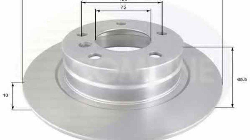 Disc frana BMW 3 cupe E92 COMLINE ADC1730
