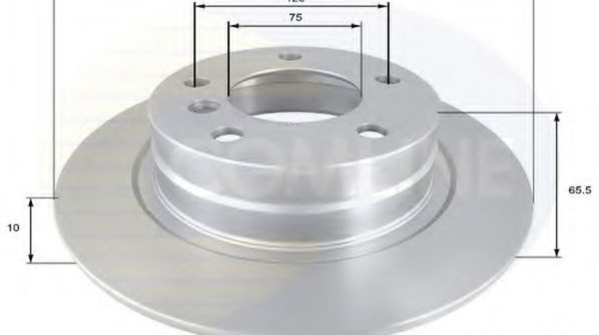 Disc frana BMW Seria 3 Cupe (E92) (2006 - 2013) COMLINE ADC1730 piesa NOUA