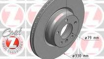 Disc frana BMW Seria 3 (F30, F35, F80) (2011 - 201...