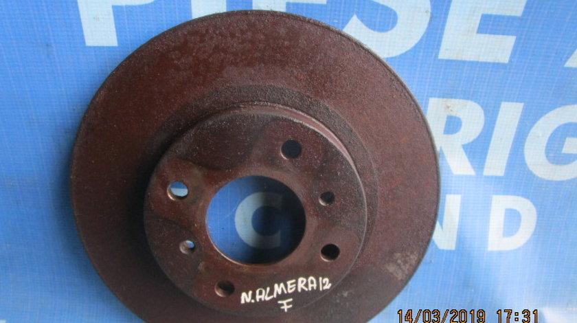 Disc frana fata Nissan Almera 2.2dci