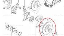 Disc frana fata Renault Kangoo, Mercedes Citan , v...