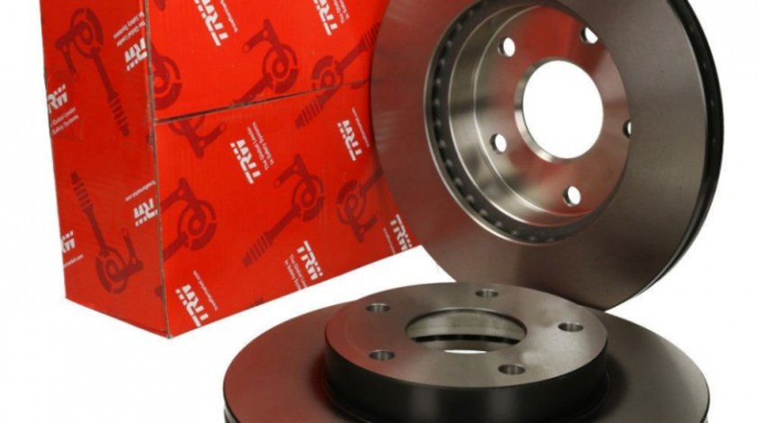 Disc Frana Fata Trw Ford Focus 3 2010→ DF6138