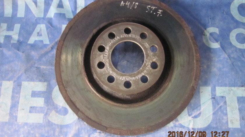 Disc frana fata ventilat Audi A4 :8D0615301