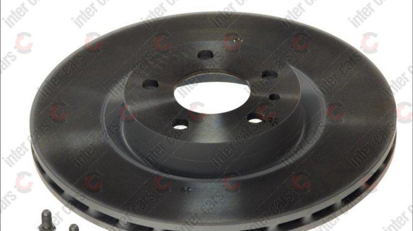 Disc frana FIAT DOBLO platforma / podwozie 263 Producator BREMBO 09.4939.21