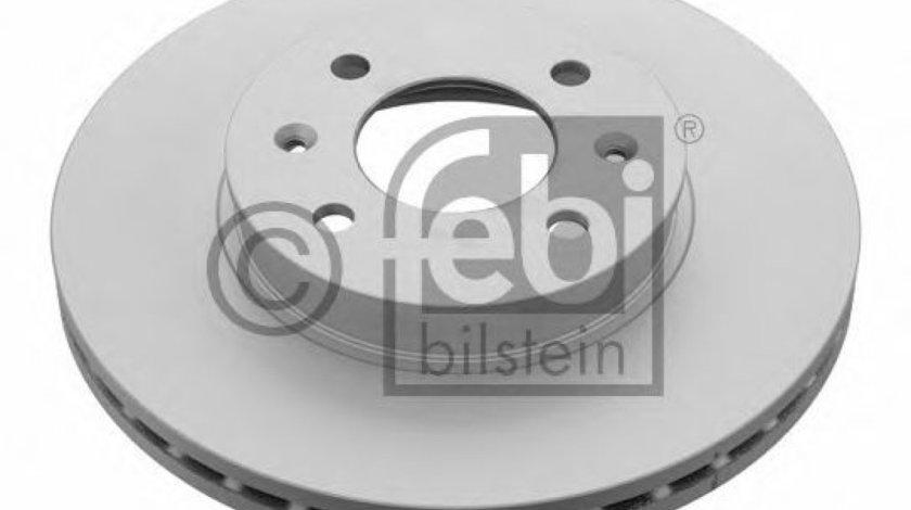 Disc frana HYUNDAI ACCENT III (MC) (2005 - 2010) FEBI BILSTEIN 31318 produs NOU
