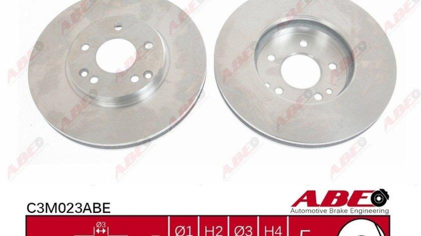 Disc frana MERCEDES-BENZ CLK C209 Producator ABE C3M023ABE