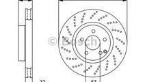 Disc frana MERCEDES C-CLASS (W204) (2007 - 2014) B...