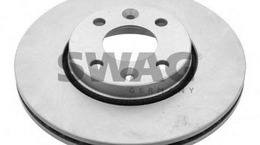 Disc frana NISSAN MICRA III (K12) (2003 - 2010) SWAG 60 92 4165 piesa NOUA