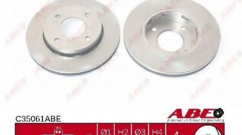 Disc frana SMART FORFOUR (454) (2004 - 2006) ABE C35061ABE piesa NOUA